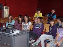 1st Meeting of the Comenius Project