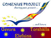 Our Comrenius Project Logo